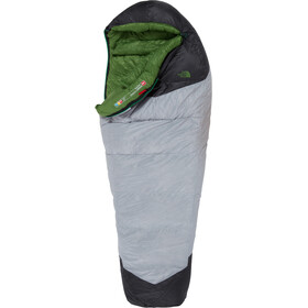 The North Face Green Kazoo Sleeping Bag regular, high rise grey/adder green